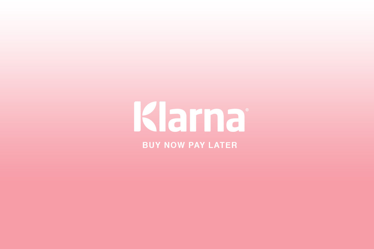 Klarna at The Chimp Store. Buy now Pay 30 days later.