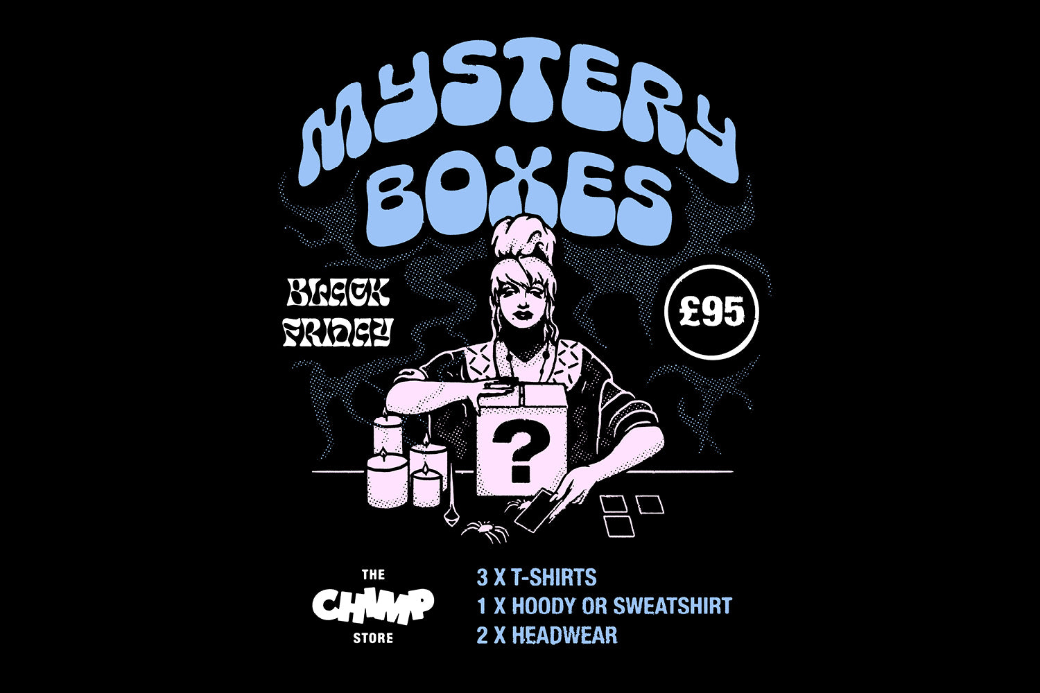The Chimp Store Mystery Box