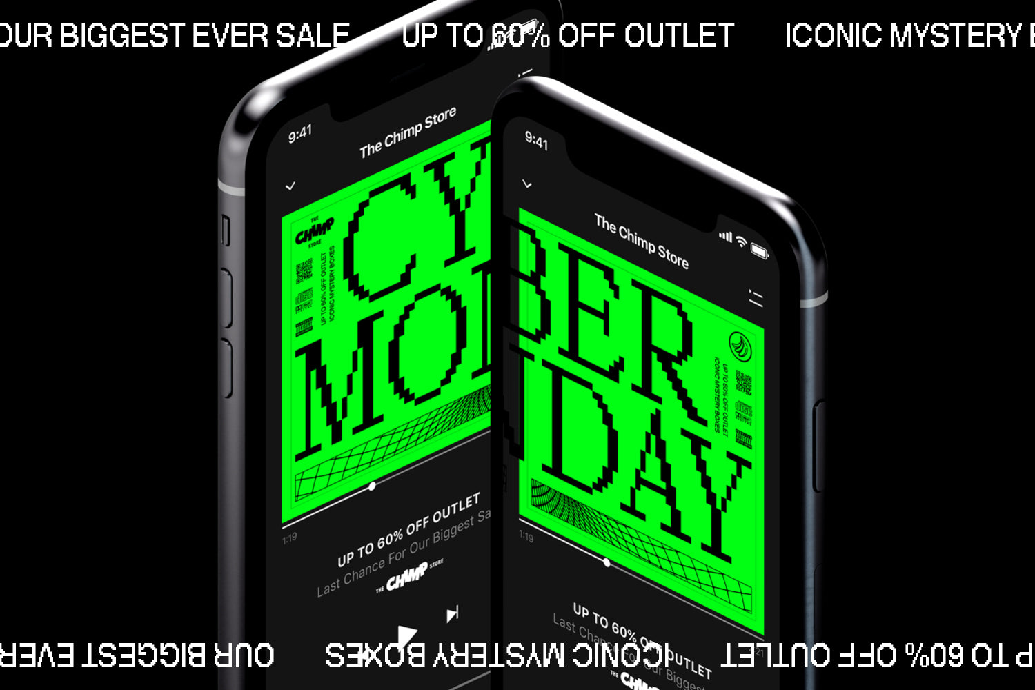 The Chimp Store Cyber Monday