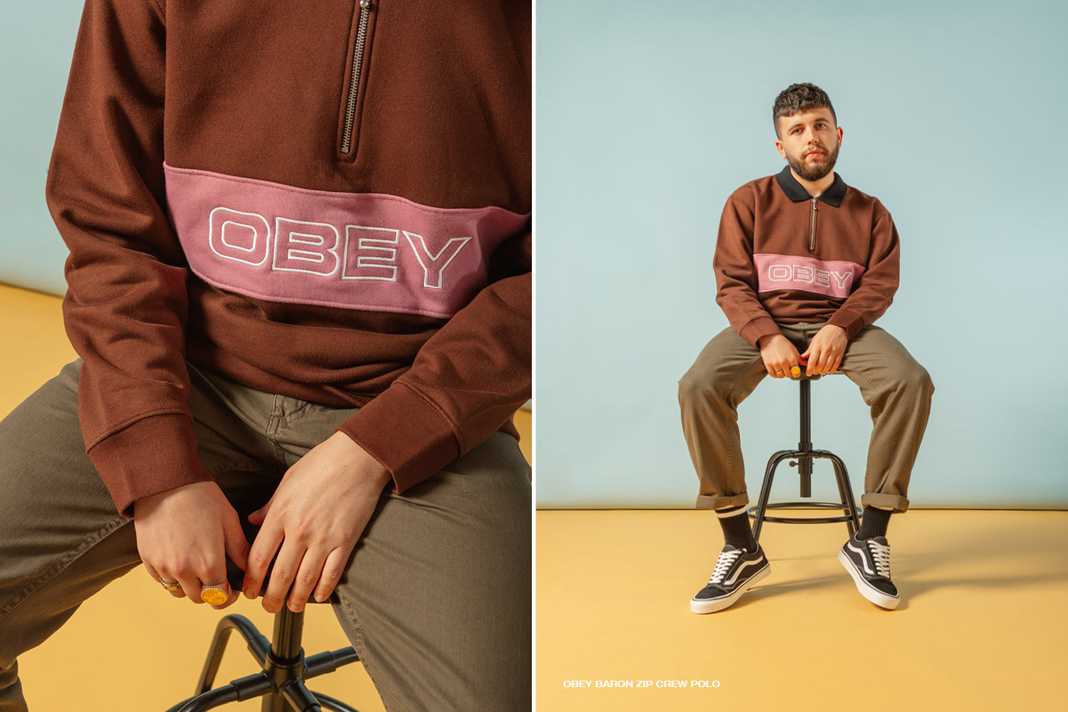 OBEY Fall Collection