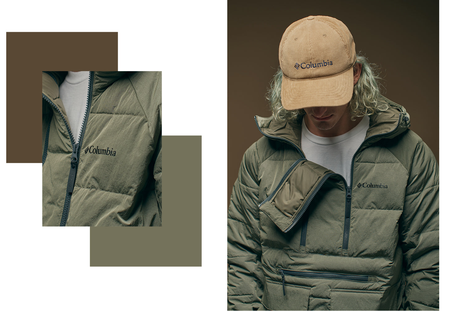 Columbia Kings Crest Pullover Jacket