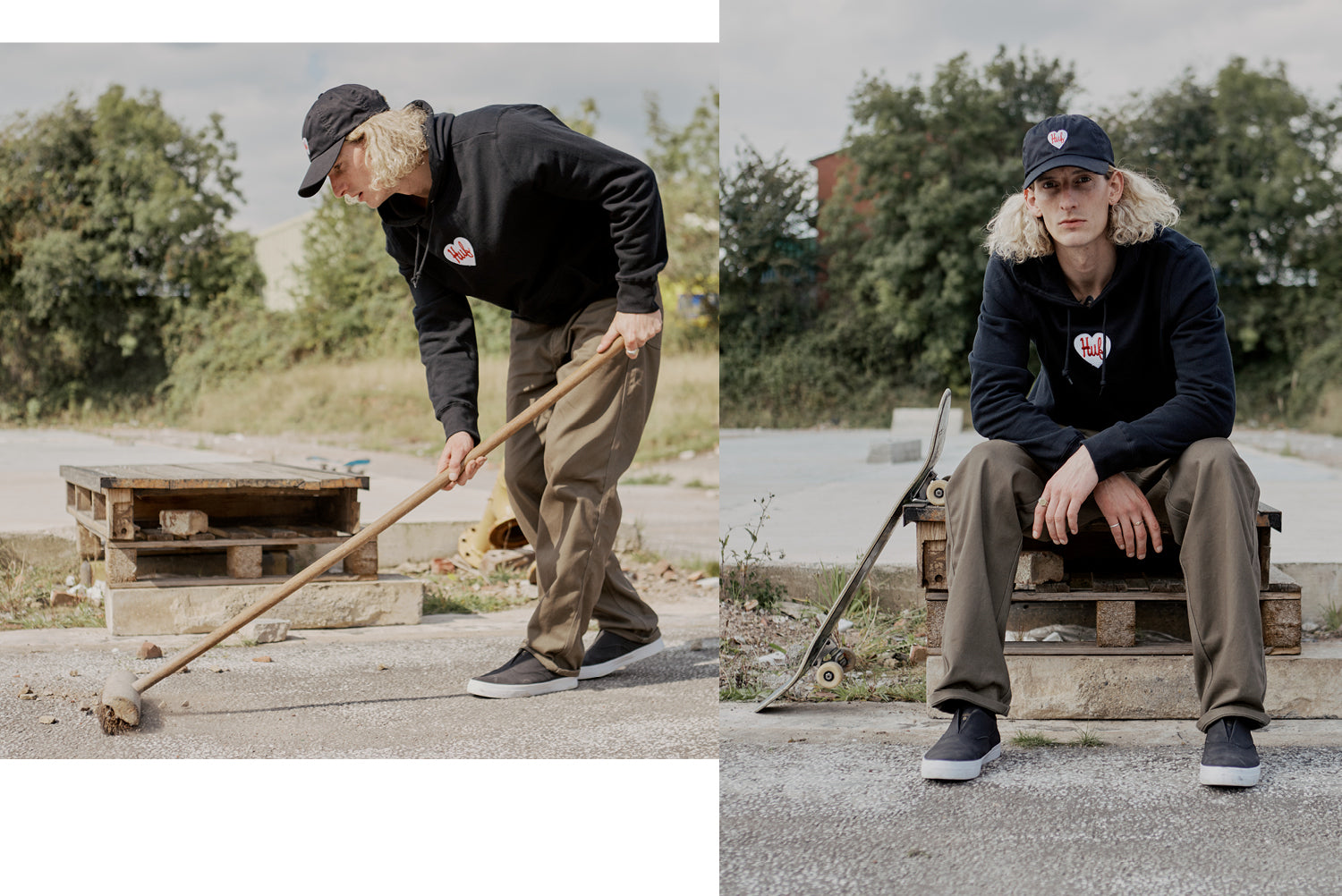 HUF Fall Collection
