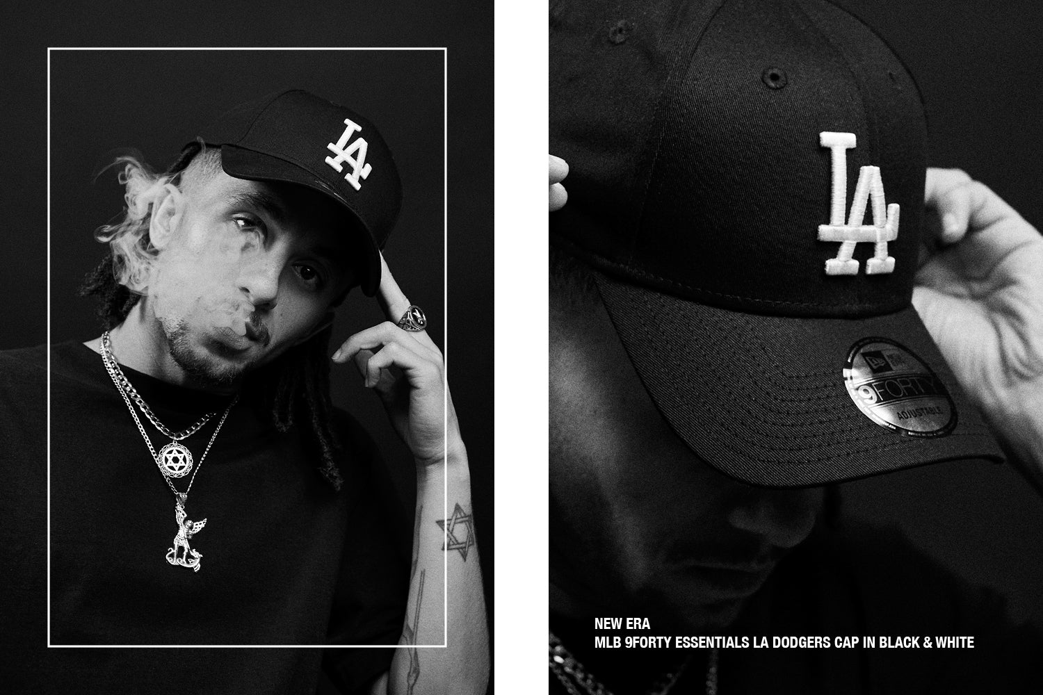 New Era LA Dodgers Cap