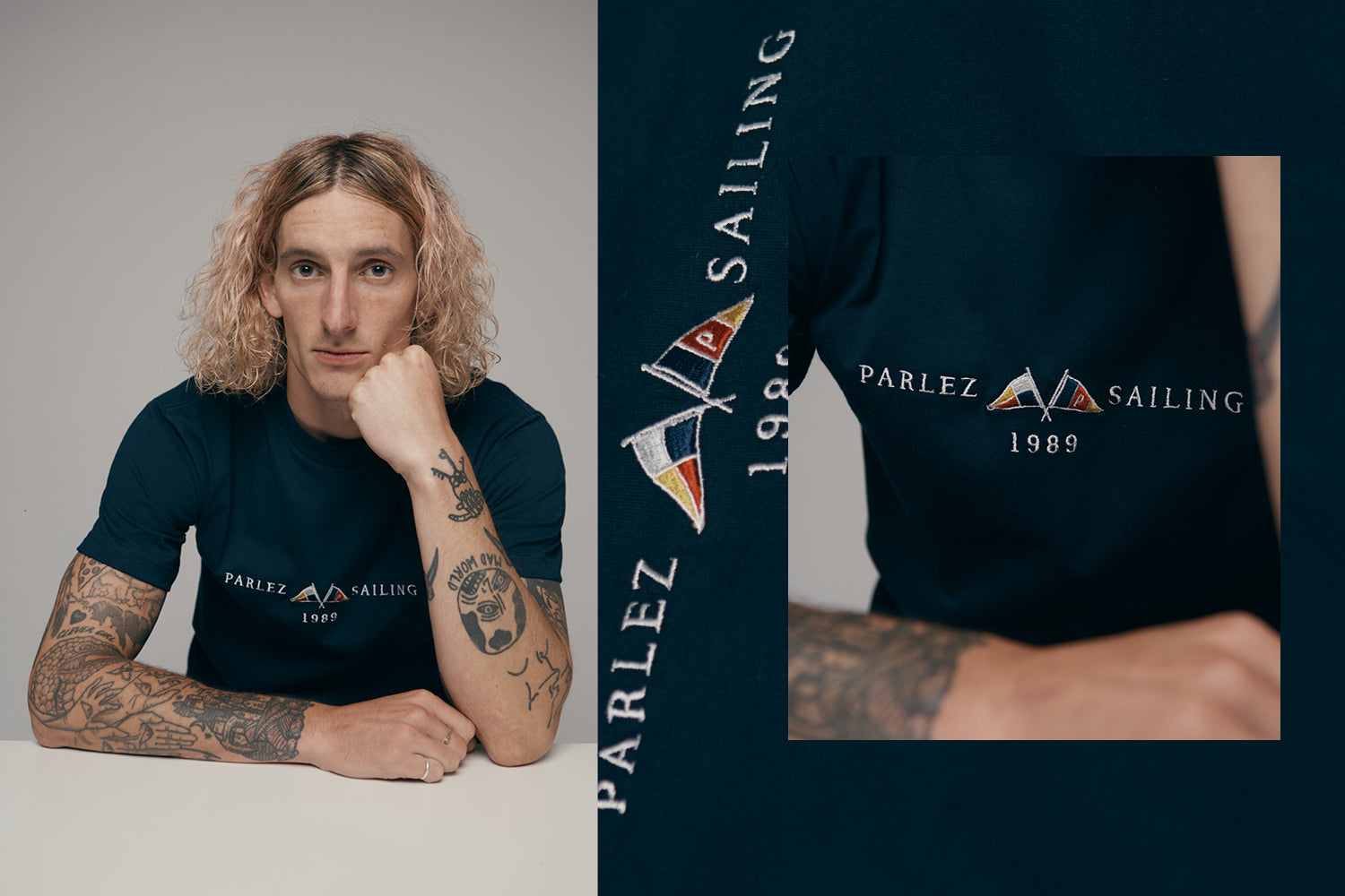 Parlez Jetty T Shirt