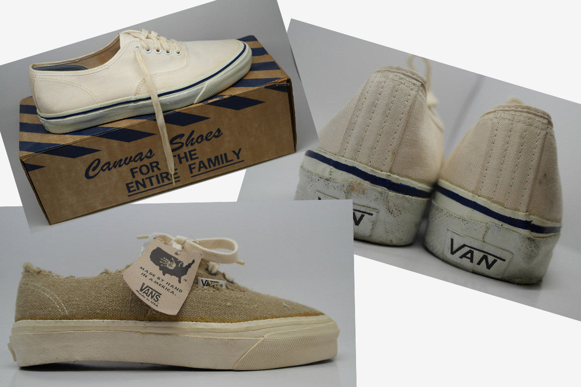 cb6ee6a5bd980d Vans   The History Of The Vans Authentic
