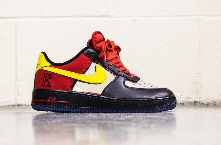 pretty nice 416c9 0869d Nike Air Force 1 CMFT Signature 'Kyrie Irving' QS | The ...