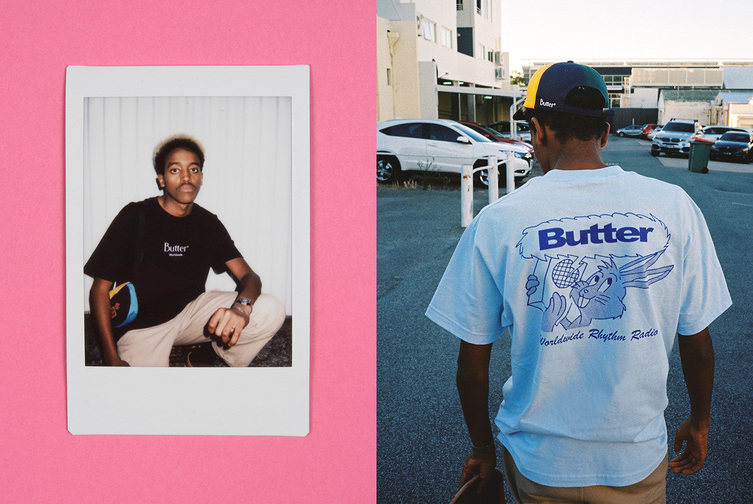 BUtter Goods Tees