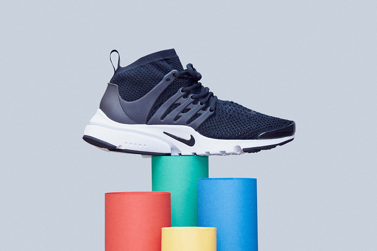 Nike Air Presto Ultra Flyknit in Navy
