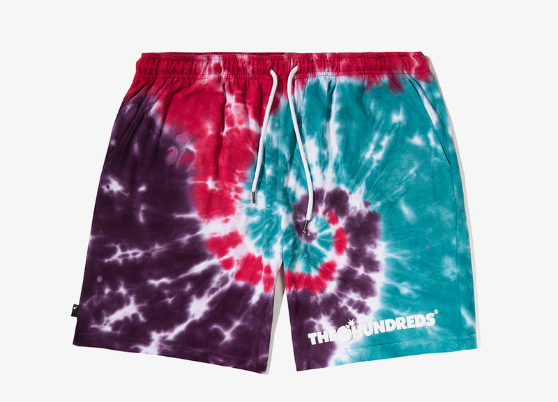 The Hundreds Haze Shorts - Purple