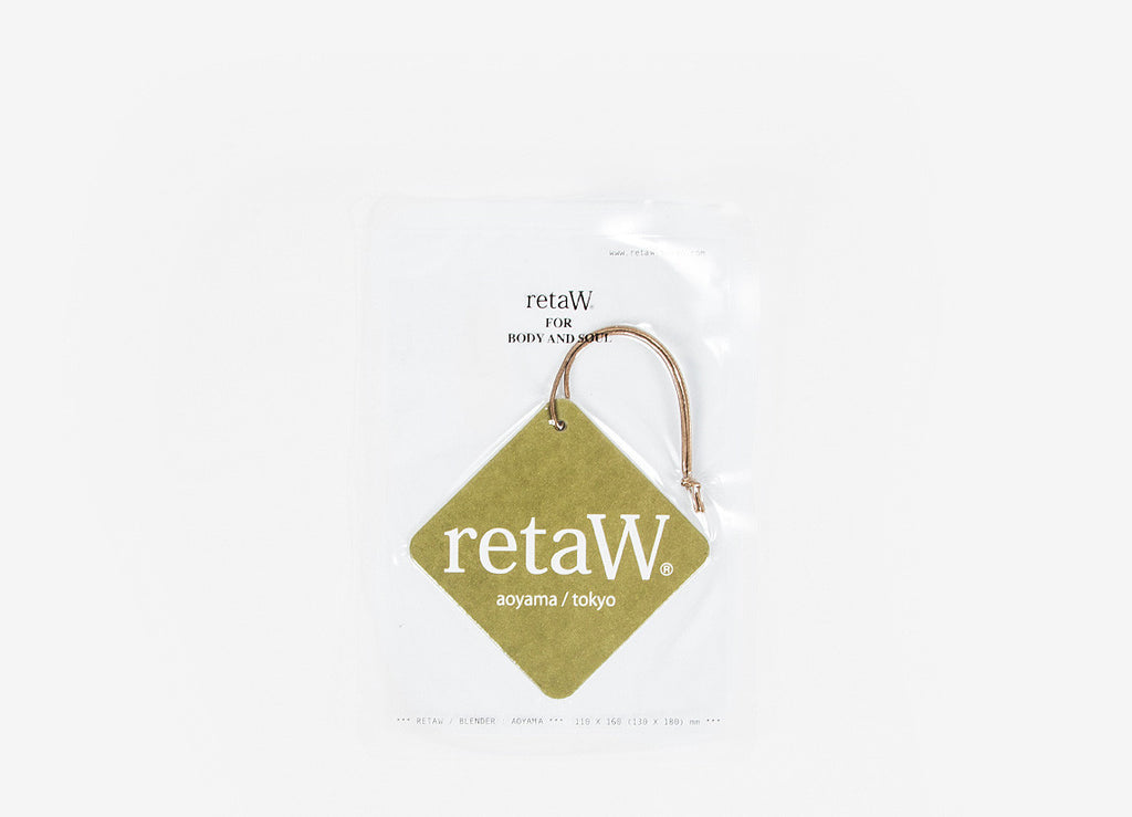retaW Fragrance Car Tag - Evelyn*