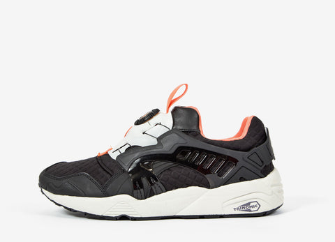 PUMA Trinomic Disc Emboss Shoes - Black