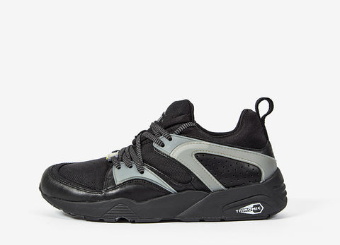 PUMA Blaze Of Glory Leather Shoes - Black