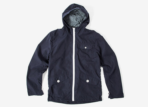 SUIT Elliot Jacket - Navy
