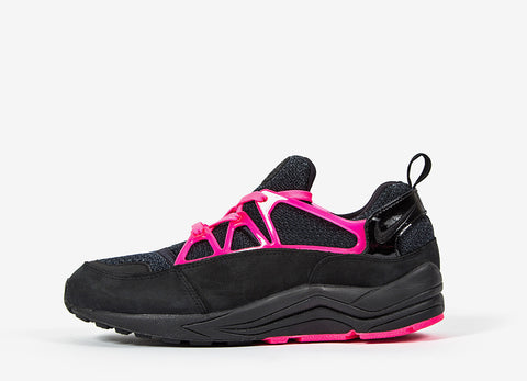 Nike Air Huarache Light FC Shoes - Black/Black