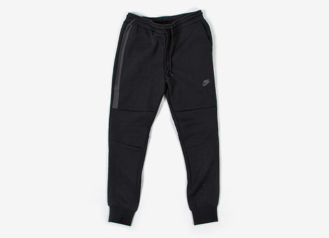 Nike Tech Fleece Pants - Black