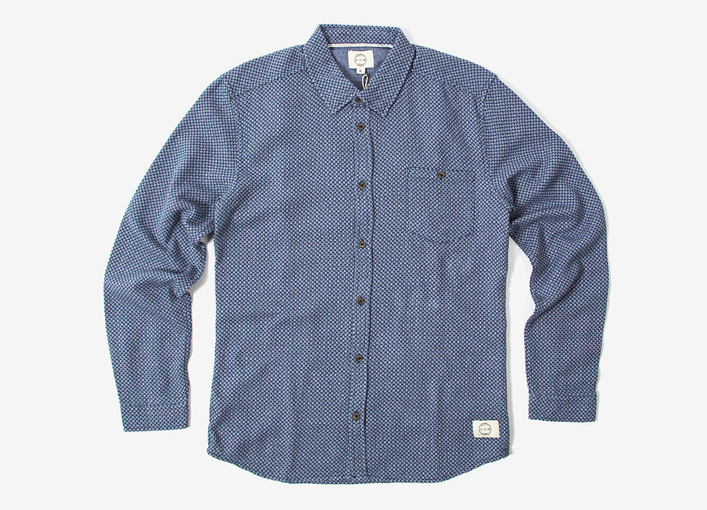 SUIT Douglas Shirt - Light Blue