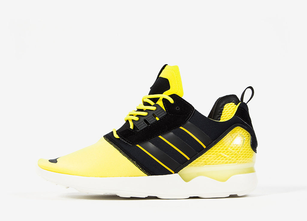 adidas Originals ZX8000 Boost Shoes - BYellow/CBL