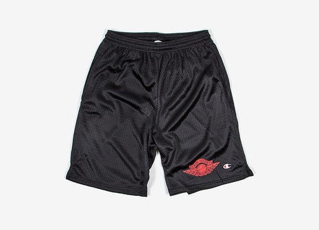 CLSC Air Mesh Shorts - Black