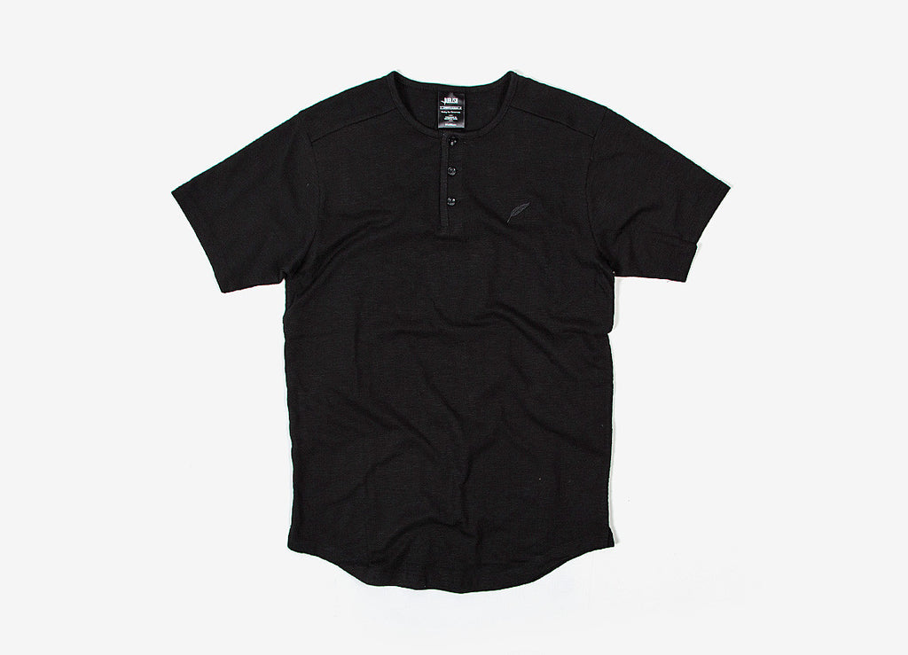 Publish Kelan T-Shirt - Black