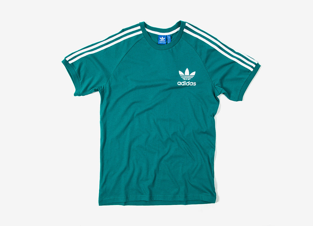 adidas Originals California T Shirt - Eqt Green