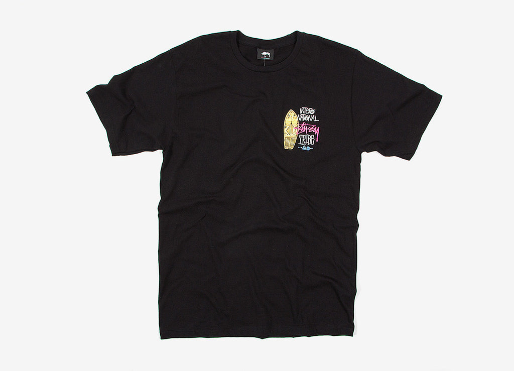 Stussy IST Mask T Shirt - Black