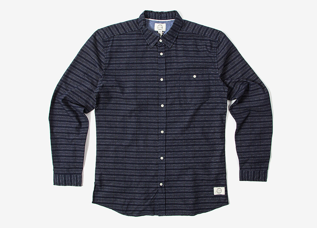 SUIT Dover Shirt - Navy