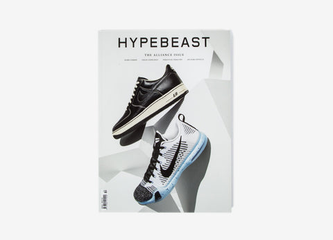 HYPEBEAST Magazine Issue 10: The Alliance Issue - Allover