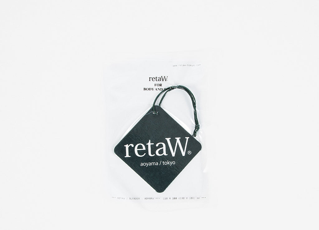 retaW Fragrance Car Tag - Allen*