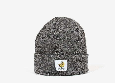 Chimp Basic Beanie - Graphite Heather