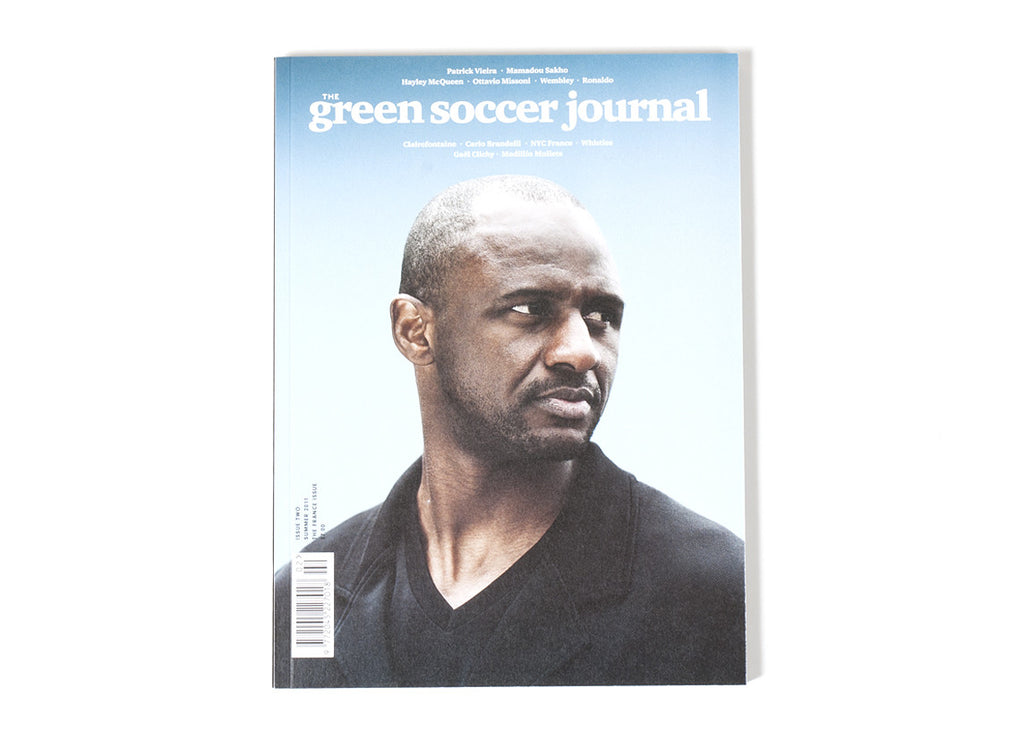 The Green Soccer Journal - Issue 2