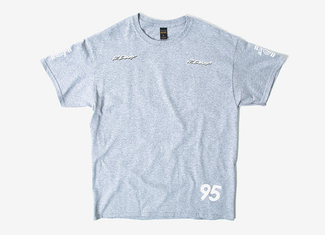 10Deep 95ers T Shirt - Heather Grey