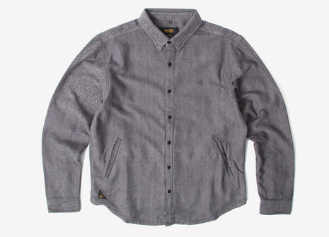 10Deep Engineers Buttondown Shirt - Grey