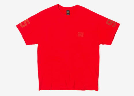 10Deep Dxxp 95 T Shirt - Red