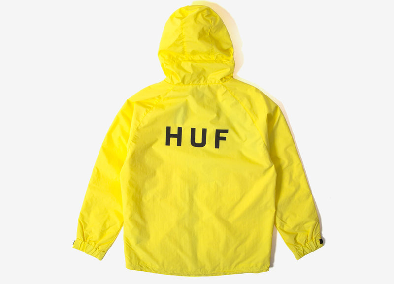 HUF Standard Shell 2 Jacket - Aurora Yellow