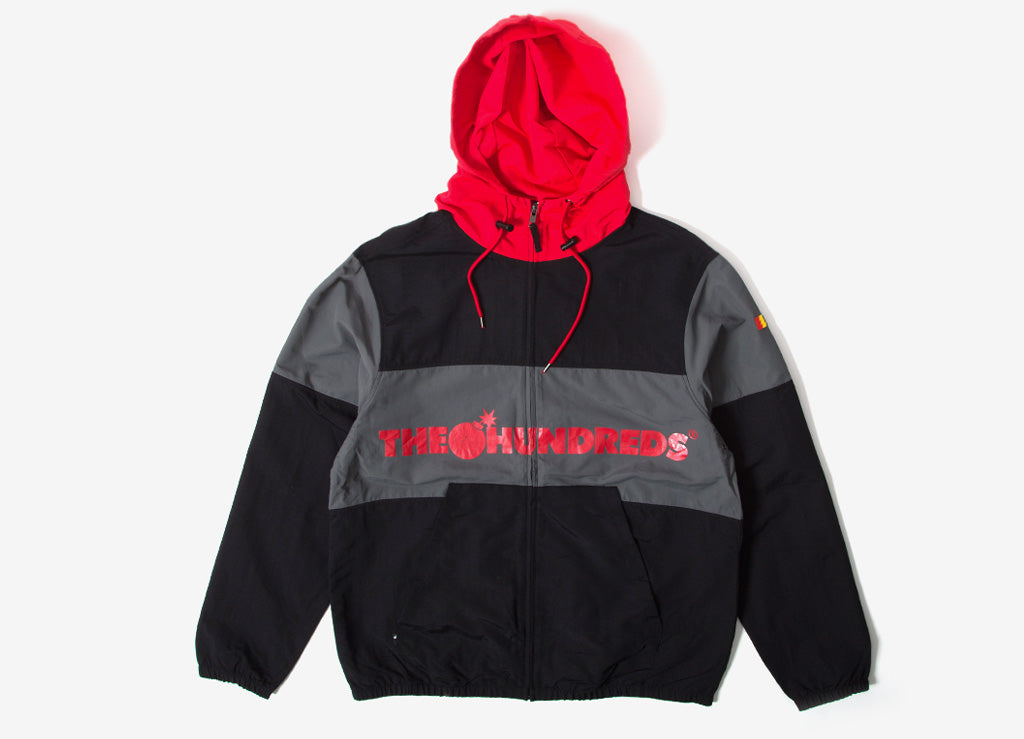 The Hundreds Port Jacket - Black