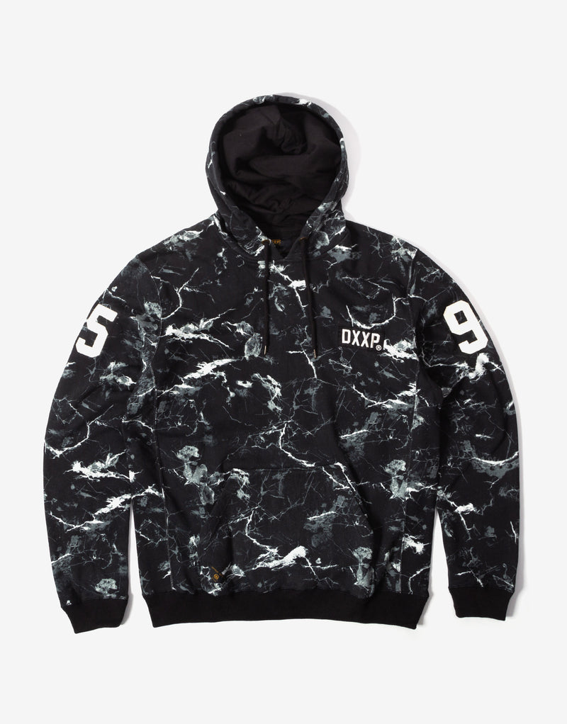 10Deep Catacombs Hoody - Black