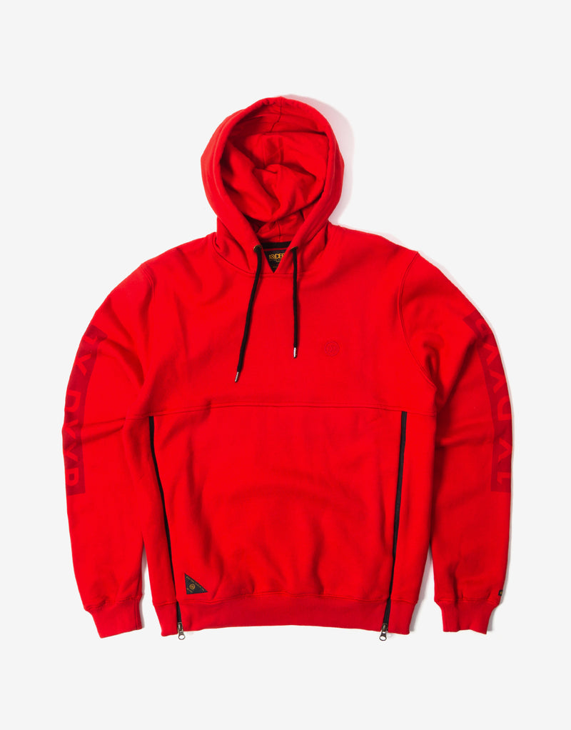 10Deep Boxed Out Tech Hoody - Red