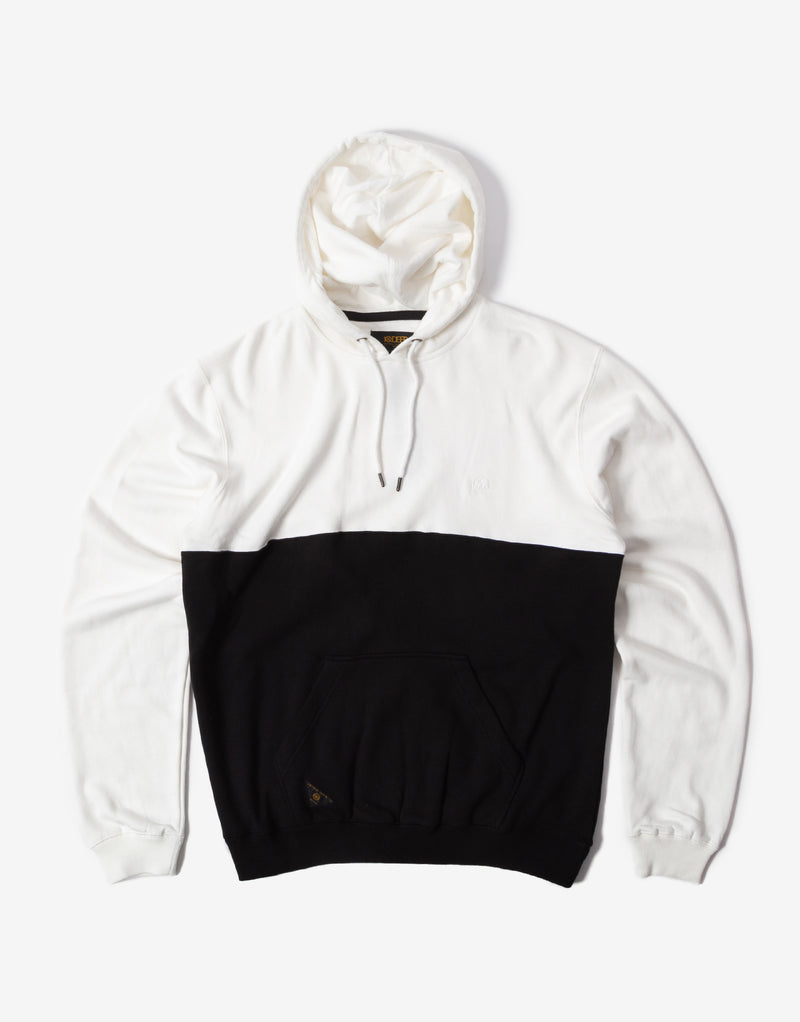 10Deep DVSN Split Hoody - Off White
