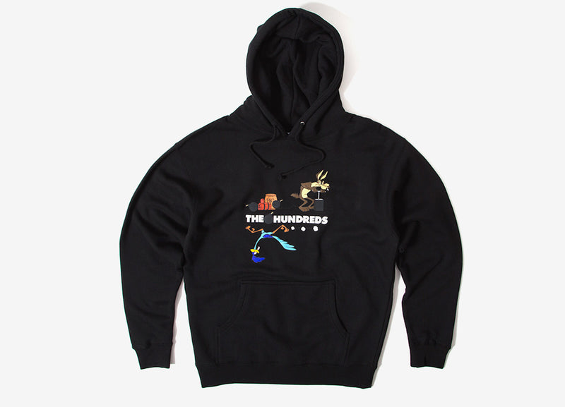 The Hundreds x Looney Tunes Dynamite Pullover Hoody - Black