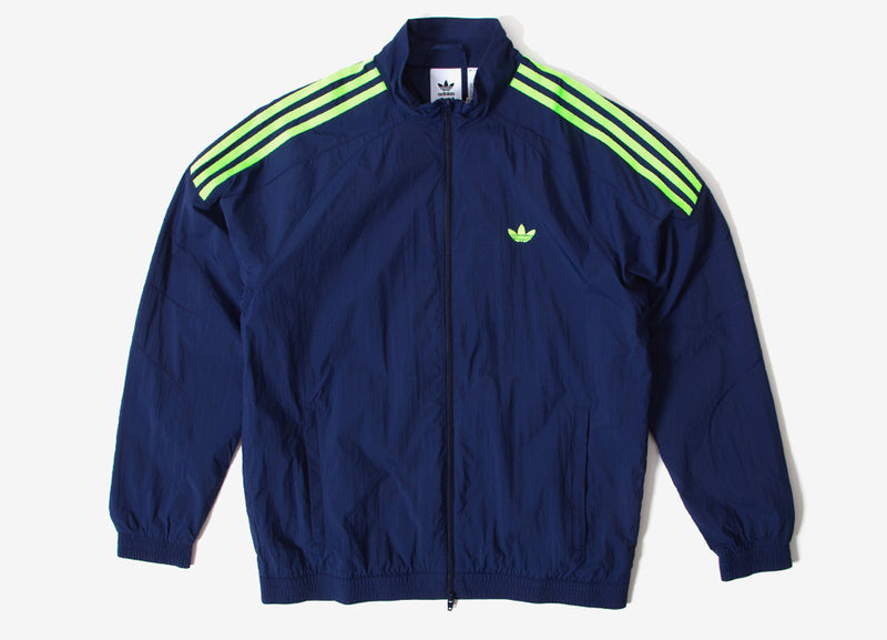 adidas Originals Flamestrike Track Jacket - Dark Blue