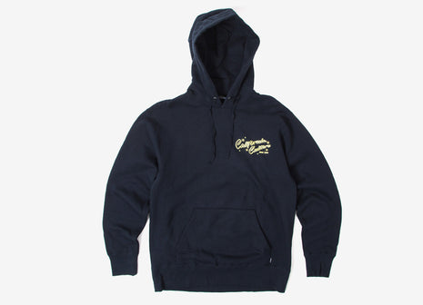 The Hundreds East Side Pullover Hoody - Navy