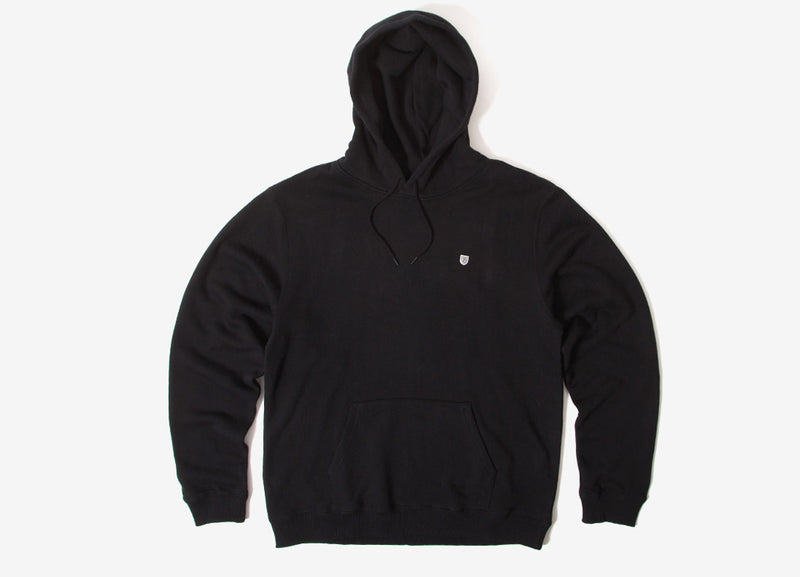 Brixton B-Shield Pullover Hoody - Black