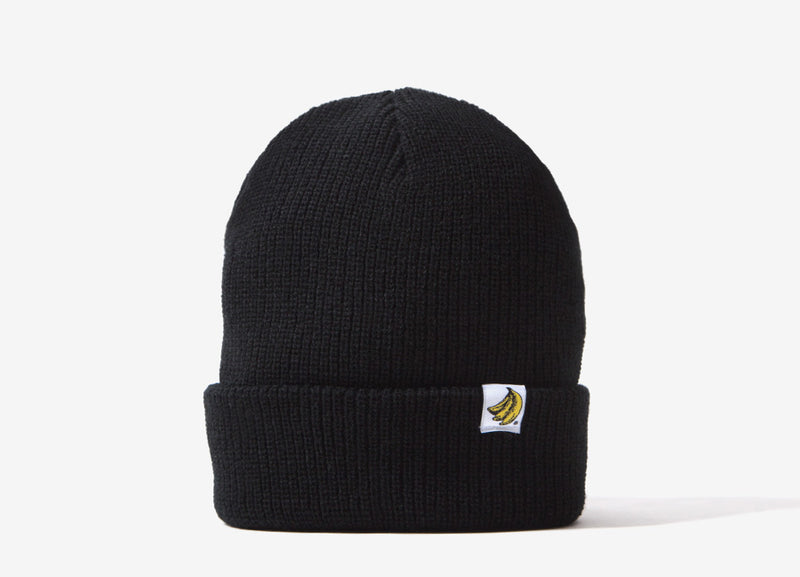 Chimp Basic Beanie - Black
