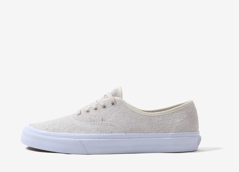 Vans Authentic (Hairy Suede) Shoes - Turtledove