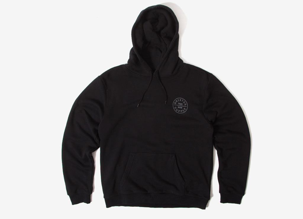 800d628bf6 Brixton Oath II Pullover Hoody | Brixton Hoodies | Brixton Clothing | The  Chimp Store