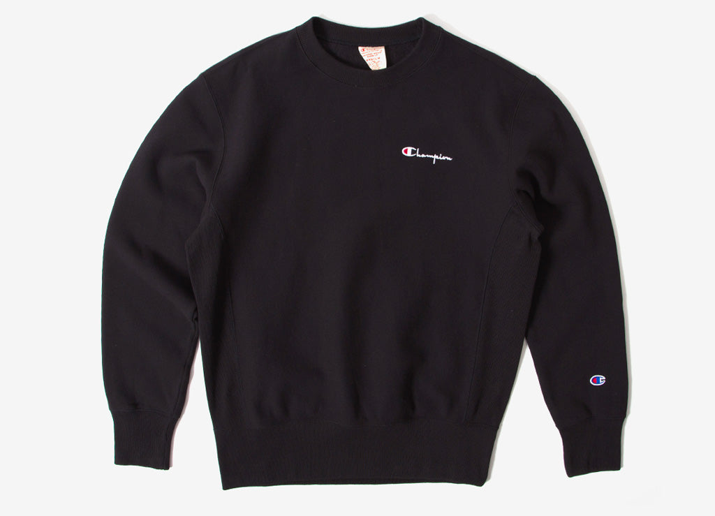 Embroidered Embroidered Logo Crewneck SweatshirtSweatshirts Champion Logo Champion nOPwX0k8