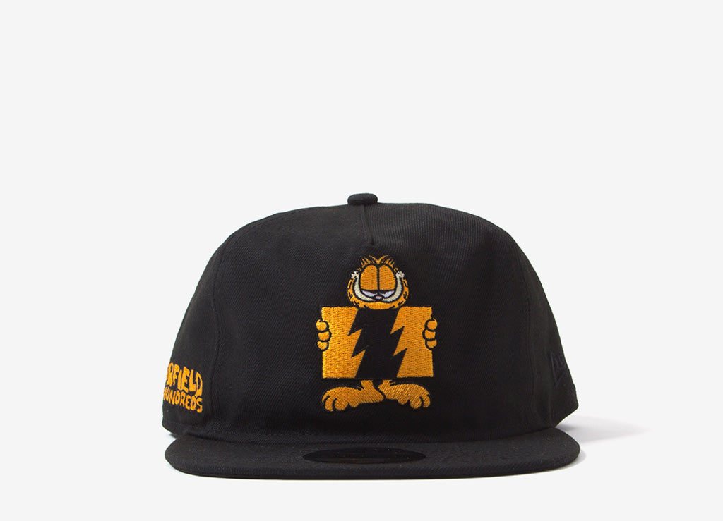 The Hundreds x Garfield Flag Unstructured Snapback  f111c6b55dd4