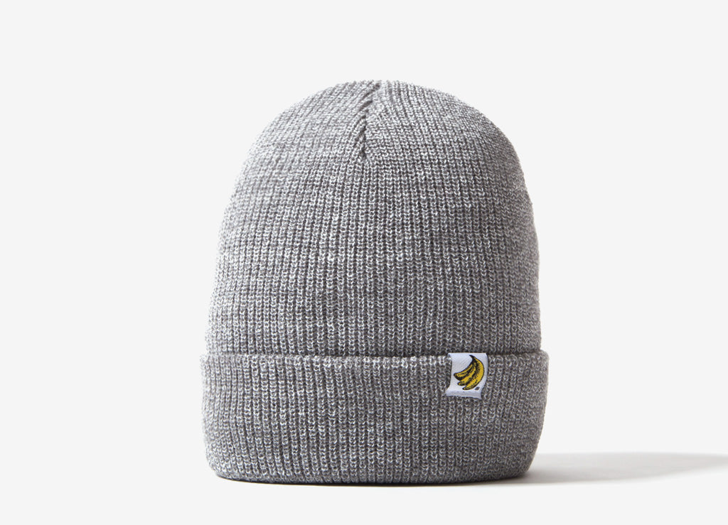 Chimp Basic Beanie - Grey