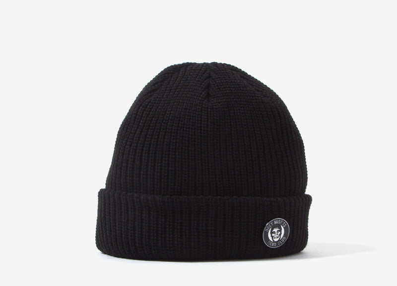 Obey x The Misfits Legacy Beanie - Black