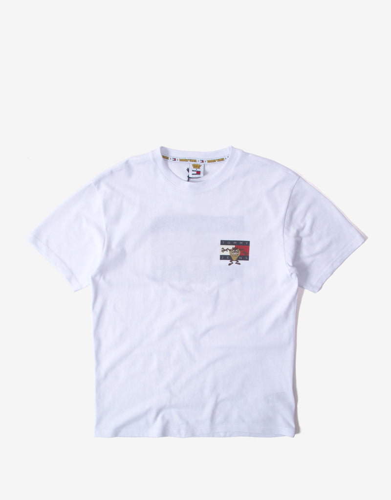 Tommy Jeans x Looney Tunes T Shirt - White